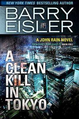 Barry Eisler: A Clean Kill in Tokyo