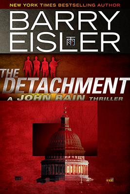 Barry Eisler: The Detachment