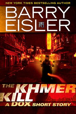 Barry Eisler: The Khmer Kill